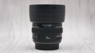 95新佳能 EF 50mm f/1.4 USM 50/1.4