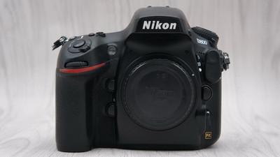 95新尼康 D800