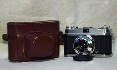 法国富卡 Focasport I 135胶片相机