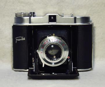 德国Franka Solida II Isco镜头120相机