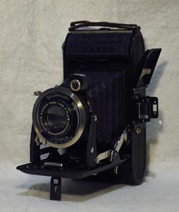 德国福伦达 Bessa 4.5 120皮腔折叠相机