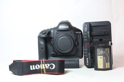 94新二手 Canon佳能 1DX 1D X 单机 高端单反(T06391)【津】