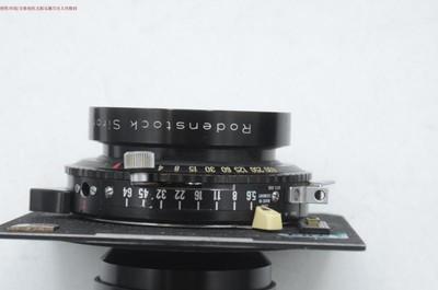 罗敦斯德Rodenstock Sironar-N 180mm F5.6 林哈夫4X5用 编号8703