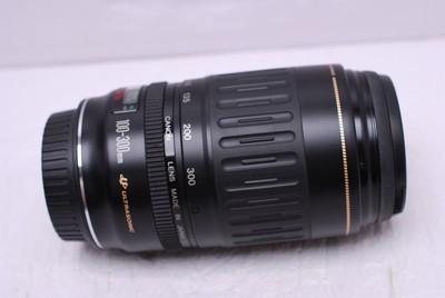 佳能 EF 100-300 mm F4.5-5.6 100-300/4.5-5.6 佳能100-300