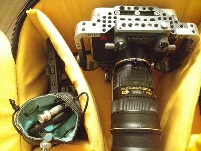 BMPC ef口摄影机机身+水下陆上套件