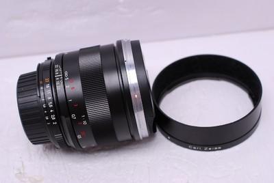 蔡司 50 mm F2 50/2 ZF.2 微距 尼康口 蔡司50/2 微距 成色好