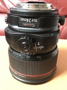 【移轴镜头】佳能 TS-E 24mm f/3.5L II