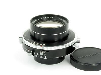 富士 Fujinon L 300/5.6 镧系玻璃 810 标头 美品