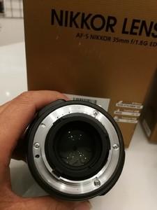 尼康 AF 50mm f/1.4G