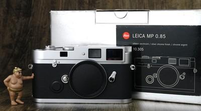 徕卡 MP 0.85 胶片机 几乎全新 箱说全 已停产 绝版