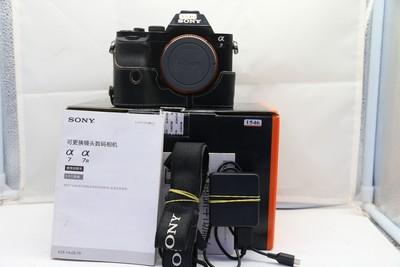 96新二手 Sony索尼 A7单机 微单相机(1546)【深】