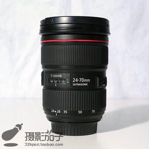 99新佳能 EF 24-70mm f/2.8L II USM#2378[支持高价回收置换]