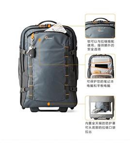 乐摄宝高端 新品 RLx400 AW时尚拉杆箱旅行包出差旅游拉杆包