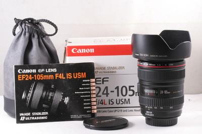 98/千亿国际娱乐官网首页 EF 24-105mm f/4L IS USM 成色极新(全套包装)