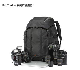 乐摄宝Pro Trekker 450 AW全天候背囊单反相机包双肩摄影包