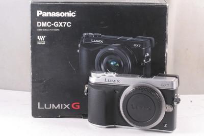 98/松下DMC-GX7 相机(银色)( 全套包装 )