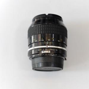 尼康ais 35-1.4手动镜头人文定焦镜头尼康口