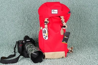 乐摄宝Urban+ Klettersack 专业双肩户外徒步摄影相机包尼康佳能
