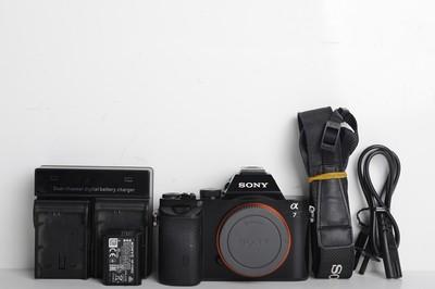 94新二手 Sony索尼 A7单机 微单相机(B8494)【京】