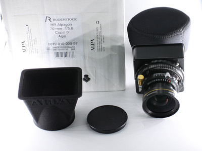 阿尔帕 ALPA 罗顿斯德 HR 70/5.6 最新款金圈数字镜头