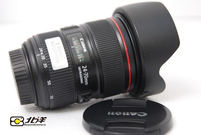 98新佳能 EF24-70/2.8L II USM(BG12050006)