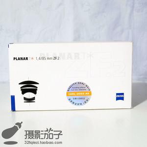98新 蔡司  T* 85mm f/1.4 ZF尼康口#7379[支持高价回收置换]