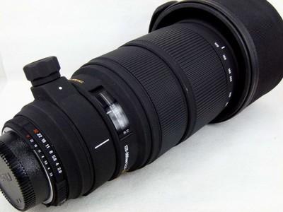 适马 APO 120-300mm f/2.8 EX DG HSM(尼康卡口)