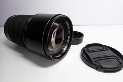 蔡司康泰时Carl Zeiss Sonnar 180/2.8 T*,德产MMG长焦毒镜