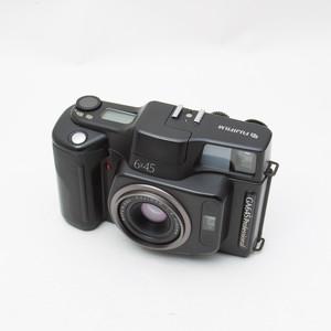 Fujifilm富士GA645配60/4镜头大中画幅旁轴胶卷相机90新NO:0390