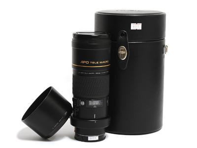 美能达 AF 200mm F/4 APO G 微距镜头 索尼Alpha用 *超美品*