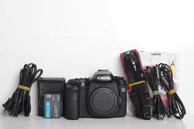 96新二手 Canon佳能 40D 单机 入门单反相机(B6004)【京】
