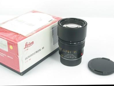 徕卡 Leica Summicron-M 90/2 全新样品 带包装