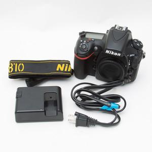 Nikon尼康 D810 单机身 专业数码单反 95新 NO:9847