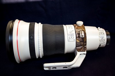 9.8新佳能 EF 400mm f/2.8L IS II USM镜头