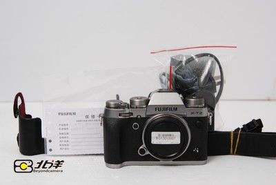 全新成色  碳晶灰 富士 X-T2 (BG12010007)