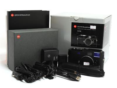 徕卡/Leica M Monochrom 黑白机 CCD版本 快门189次 *如新连盒*