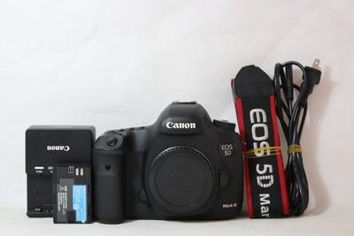 95新二手 Canon佳能 5D3 单机 高端单反 无敌三(T06471)【津】