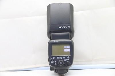 96新二手Canon佳能 600EX-RT 一代机顶闪光灯(1508)【亚】