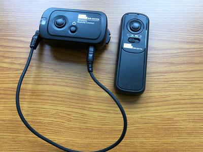品色 RW-221 无线快门遥控器