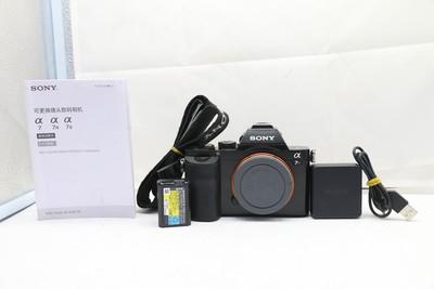 95新二手 Sony索尼 A7R 单机 微单相机(1369)【京】