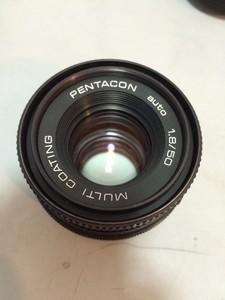 潘泰康 PENTACON 50/1.8 (M42口)