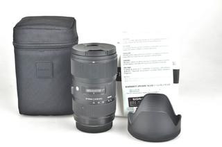 98新 适马 18-35mm f/1.8 DC HSM(A) (佳能口)