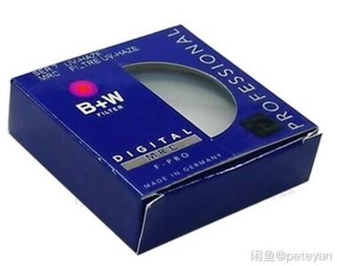 B+W Serie8 UV LeicaM21/1.4专用