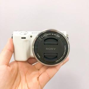 索尼 NEX-5TL 白色