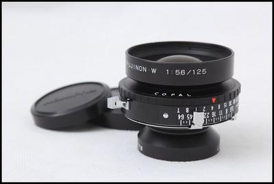 富士 FUJINON W 125/5.6 大画幅座机镜头