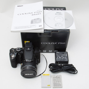 Nikon/尼康 COOLPIX P510 一体机 傻瓜机 数码相机 98新 NO:6717