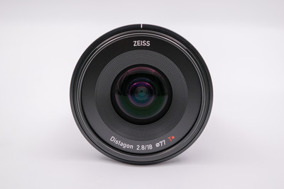 卡尔.蔡司 BATIS 18mm f/2.8