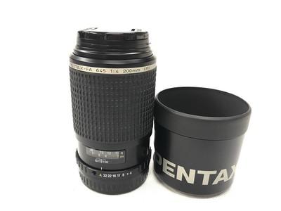 宾得 FA645 200mmF4[IF] 镜头用于645相机