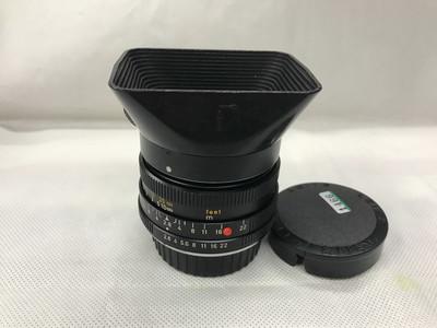 徕卡leica ELMARIT-R 28 2.8 E48德产已改尼康口可转接其他相机