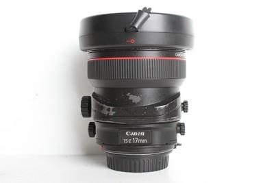 80新二手 Canon佳能 17/4 L TS-E 移轴 镜头(B6834)【京】